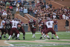 Football season ends in close playoff loss