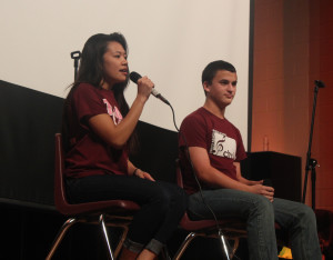 Singers shine on stage at Cinco Sings