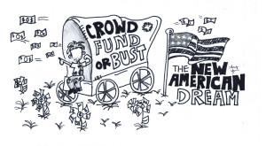 Crowd funding creates medium for collective success