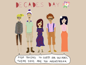 Decades Day at Cinco Ranch
