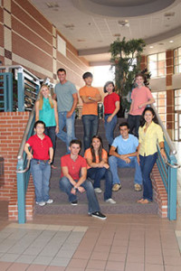 Cinco royalty: getting to know 2012 Homecoming Court