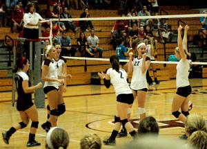 Fall nets success: Volleyball sets for successful start to season
