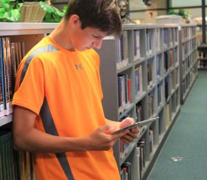 Library adds new e-books