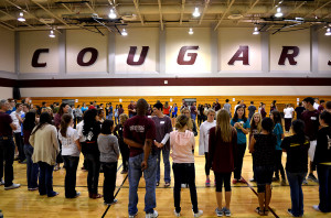Cougars challenge social barriers