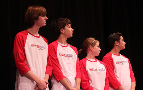 Gags, guffaws, giggles: Comedy Sportz enters tenth season of high school improv