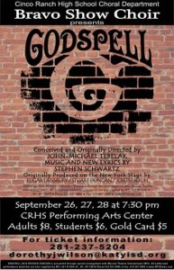 Bravo presents Godspell – 2013