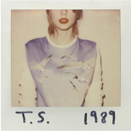Swift embraces new genre, tops the charts