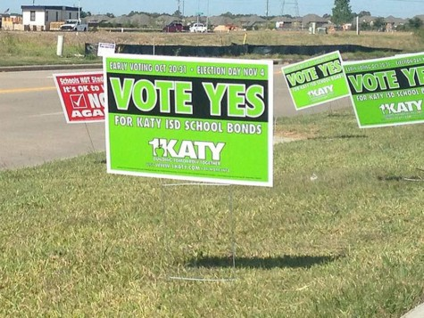 Katy ISD bond passes with narrow margin