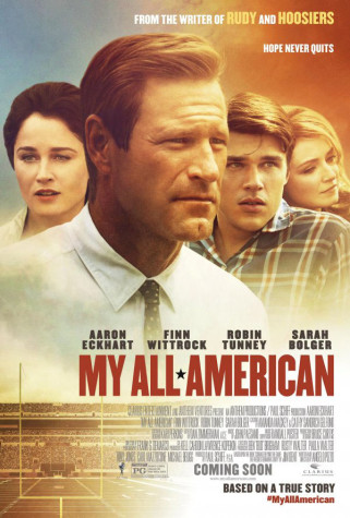 """My All-American"": More than just another sports movie"