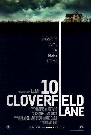 10 Cloverfield Lane, a thoroughly engrossing psychological thriller that will knock the wind out of you
