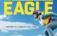 Eddie the Eagle, a cliché but entertaining underdog story