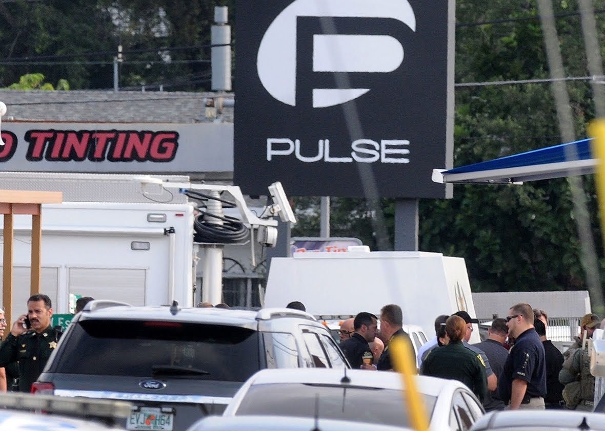 The most recent mass shooting in the U.S. saw 50 dead and 53 injured after a gunman used an assault rifle to storm Pulse, a gay nightclub in Orlando, Florida. In 2016, there have already been 136 mass shootings.