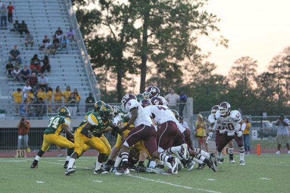 Varsity football gets 'flagged'