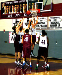 Boys basketball looks to rebound from difficult year