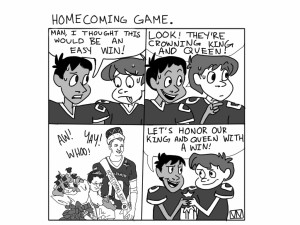 Homecoming comeback