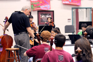 Orchestra 'family' enters competition season