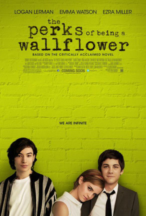 Wallflower film blossoms