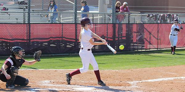 Cougar Softball opened the KISD tournament with a 3-2 win over George Ranch Thursday morning at the Cinco Field.