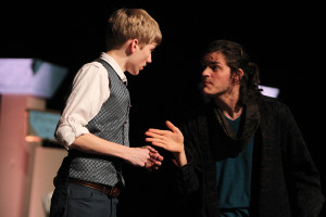 One-Act Play advances to UIL Area contest