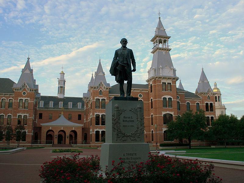 Baylor University's Burleson Hall