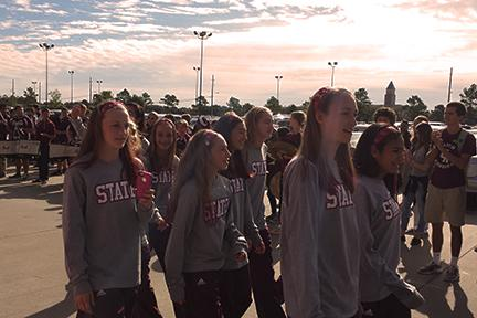 Cinco Ranch Cross Country wins big at State competition