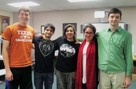 German Club hosts Houston Consul General at student event