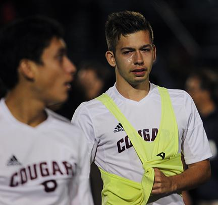 Boys soccer kicks into gear