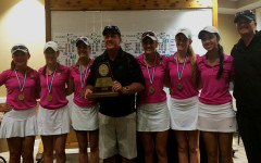 Girls golf advances to state