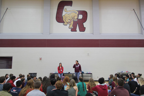 Cougar Challenge builds community