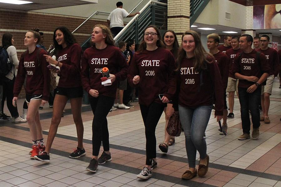 There are 14 swimmers making there way to next level of UIL competition where they will compete against the best athletes in the state.