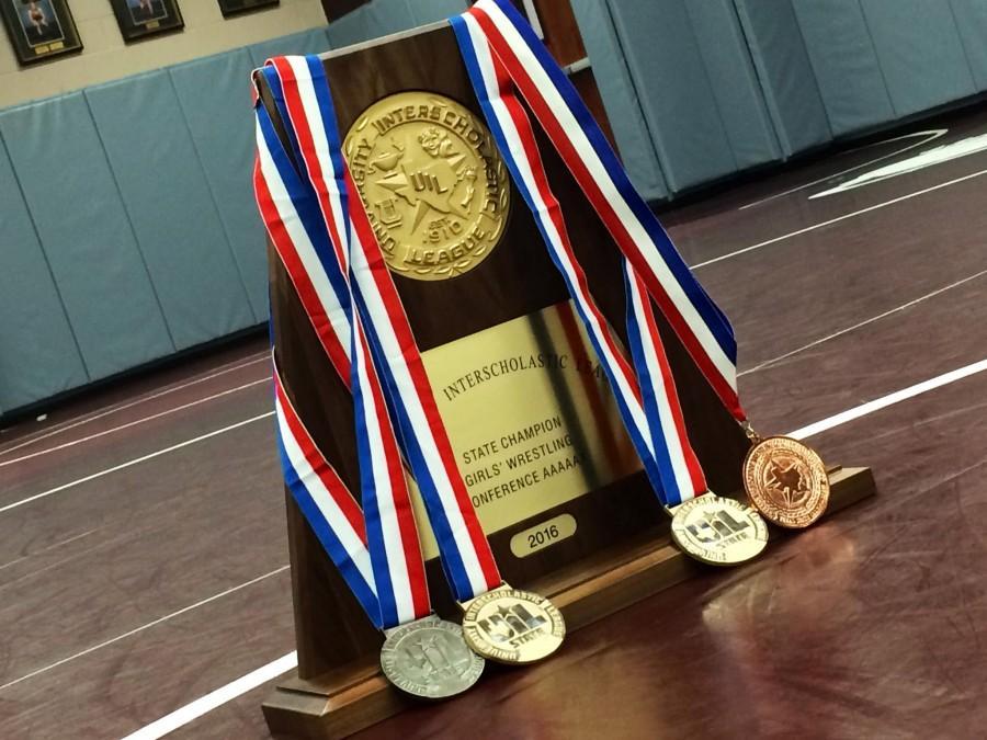 Girls wrestling takes State championship