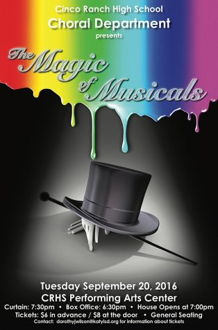 Choir presents 'Magic of Musicals'