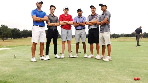 Fall update for varsity golf