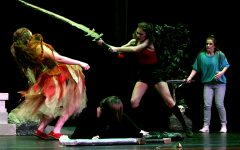 "Theatre Company performs ""She Kills Monsters"" for last time this weekend"