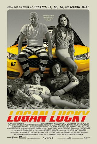 Logan Lucky, an engaging heist flick hindered by ending, lack of rewatchability