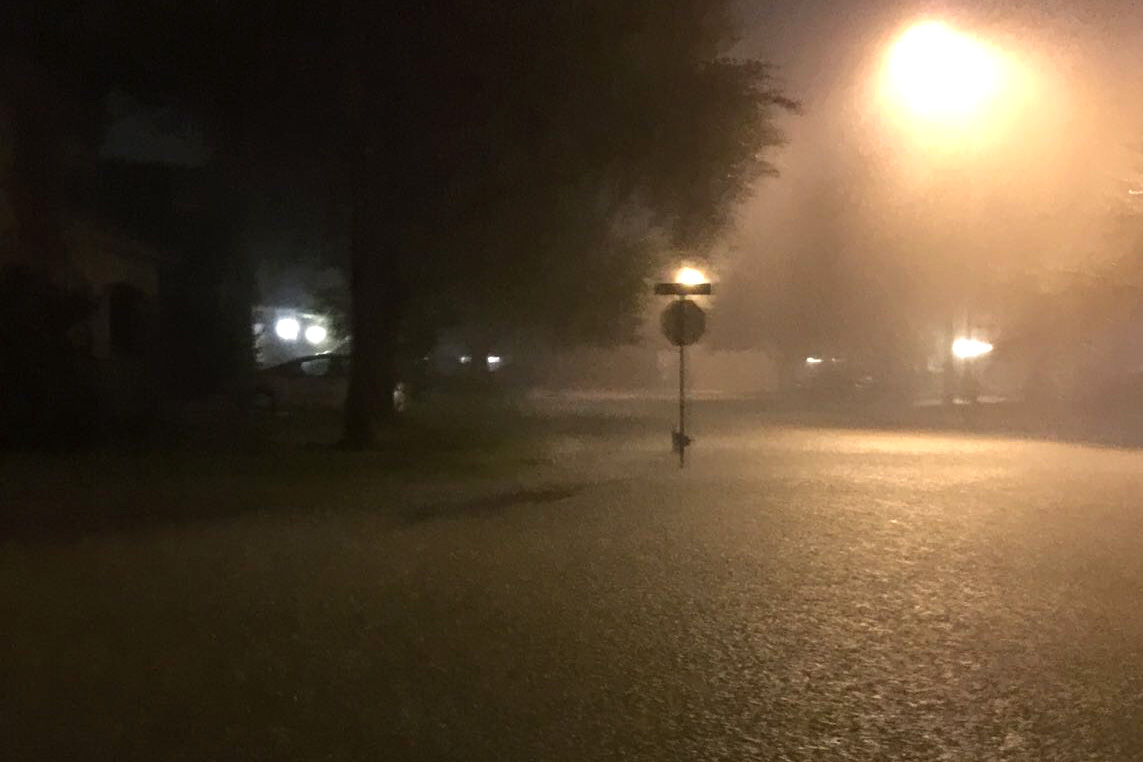 Torrential rain from Hurricane Harvey flooded Katy area neighborhoods beginning August 27. The cleanup from damage is expected to take months in some district buildings.
