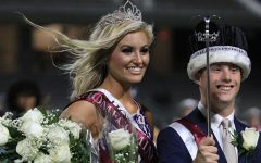 Hardegree, McGaha crowned Homecoming Queen, King as Cinco triumphs over Mayde Creek