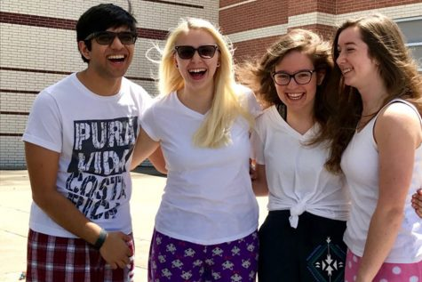 Band selects 2018-19 drum majors