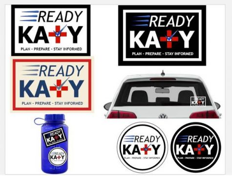 Senior wins READYKaty logo contest