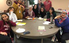 Muslim Student Association (MSA) kicks off their reformed club with a potluck
