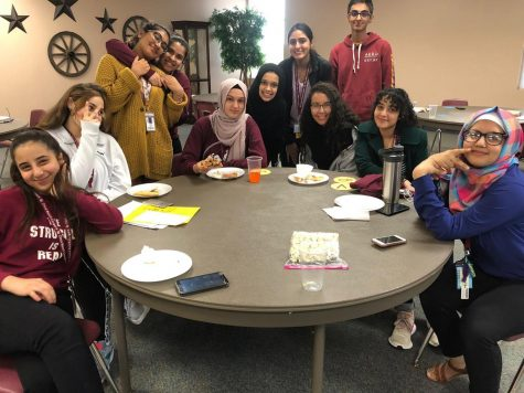 Muslim Student Association (MSA) kicks off their reformed club with a potluck