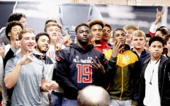 David Gbenda recognized for prestigious Under Armour All-America Football Game selection