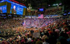 Trump rallies Houston Republicans to endorse Cruz's 2018 Senate campaign