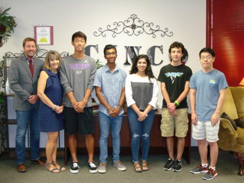 2019 CRHS National Merit Scholarship Semifinalists