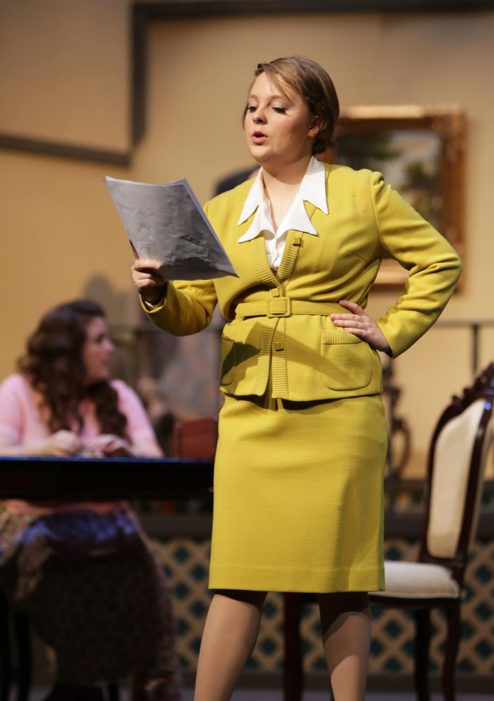 Caitlin Judkins as Lois Van Zundt in