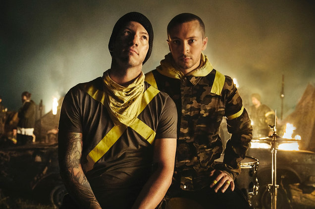 Ohio duo Twenty One Pilots have returned from their hiatus, releasing a solid album that  shows how much the band has developed over their break.