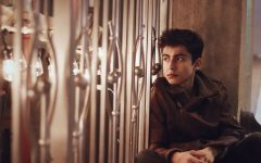 Aidan Gallagher takes first steps towards music career