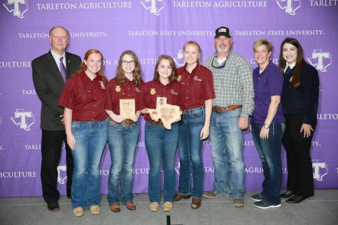 FFA Success at State Competition