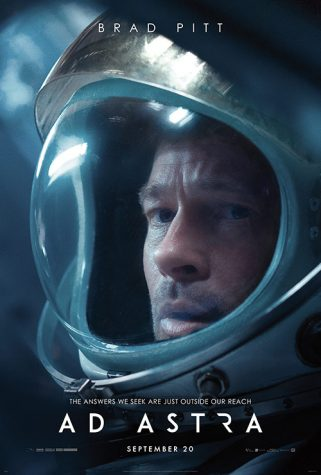 Brad Pitt plays an lonely astronaut searching for answers in