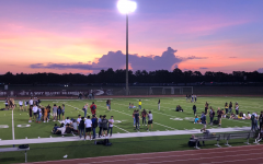Student Council Holds First Senior Sunrise